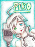 Piko Utatane Mini Poster Thing o3o by Just-Me143