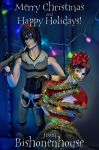 Merry Christmas and Happy Holidays 2014 by DonnKinney