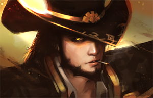 twisted fate by yy6242