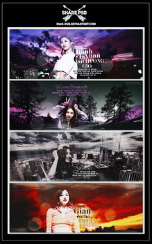 [SHARE PSD] TWICE QUOTES | HAPPY 600+ WATCHERS by Xiao-Xue