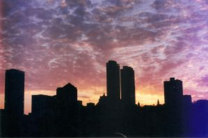 Sunset by Lomo440