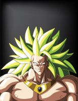 Broly 3 by TiagoMuller