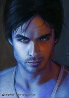 Ian Somerhalder by LMan-Artwork