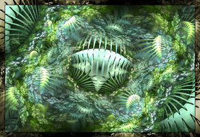 Garden of the Fly Trap by BryanCDonaldson