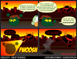 CC432 - End of the World 32 by simpleCOMICS