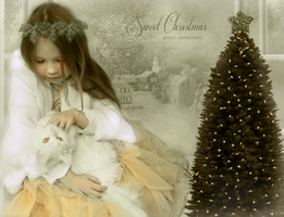 Sweet Christmas by ROSASINMAS