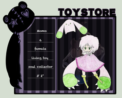 Toy Store APP - Momo by Falling-Wish