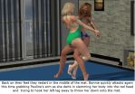 Apartment Wrestling022t by PaulineG1