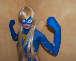 Empowered Bodypaint by NiliaStyle