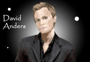 Actor David Anders by Alivewhenever