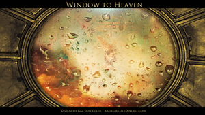 Window to Heaven by RazielMB