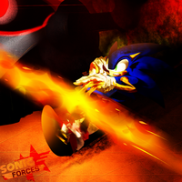 SONIC FORCES by Yoi-FireWitch