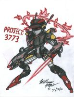 Robot request - PROJECT 3773 by WMDiscovery93