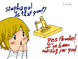 Pewdie and Stephano by DenimPanda