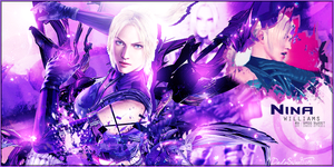 Nina-Williams-(Request)! by DadoOoSweeT