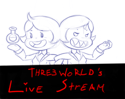 Livestream Announcement by Gikamoth
