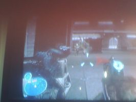 Playing Halo Reach 6: DIE STUPID ENEMY!! by Dragonrage19