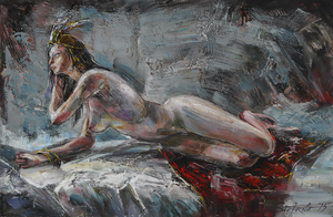 Odalisque by raysheaf