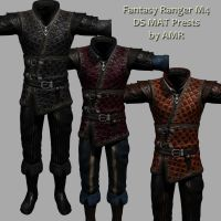 DS MATs for Fantasy Ranager M4 by AdamTLS
