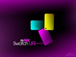 thINK Swatch Life by GovectorZ