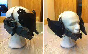 Metal Gear Rising Raiden Progress 230113 by keruuu