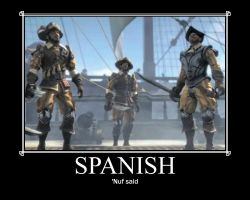spanish demotivational by Stickbomber