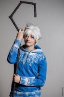 jack Frost from Rise of the Guardians by Kngpinga