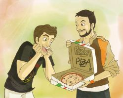 Pizza Pizza by RaiseYourChickenWing