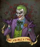 Joker by TovMauzer