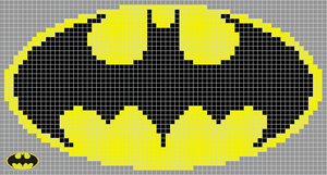 Batman Logo v01 by Alien-Exile