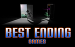 Best Ending Games Logo 3D Recreation by thepristineeye