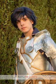 Chrom Great Lord by Amniivg