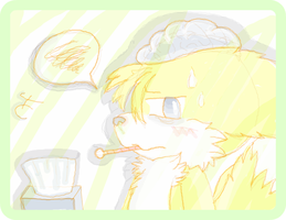 Tails in artpad :3: by TailsCloud
