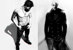 DmC Devil May Cry 2nd Anniversary by Kunoichi1111