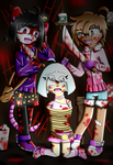 Contest entry : Two killers, one victim by Poussi-Chan57