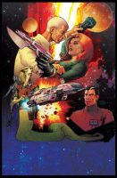 STAR WARS Agent of the Empire: Hard Targets # 3 by StephaneRoux
