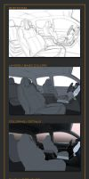 Chevrolet Colorado ZR2 Concept Design 005 by SeawolfPaul