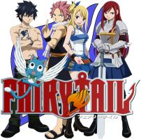 Fairy Tail by A-Dragon-D