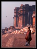 Last prince of the fallen city by BaciuC