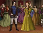 Richard, Duke Of Gloucester And Anne Neville by CookieCat45