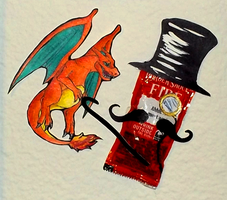 Fancy hot sauce battle. by Ominous-Impression