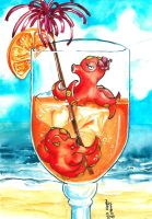 Octillery Cocktail by ravenoath