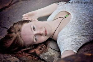 Hilary the Model by HrWPhotography