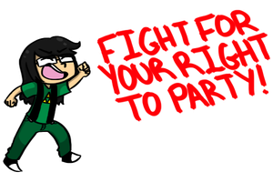 Fight For Your Right by Sellotape-of-Love