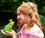 The Frog Prince 57 by MarjoleinART-Stock