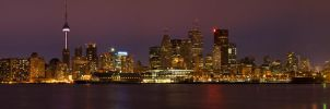 Toronto Before Earth Hour by marcosllm50