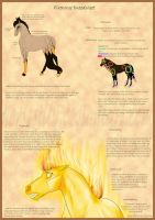 Firehorse Breedsheet by Rorelse