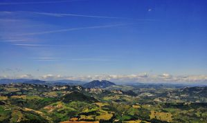 San Marino. by Fiedka
