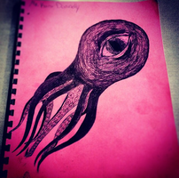 Giant Squid by grootytoot