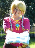 LoZ - Gift from the Goddess by Eli-Cosplay